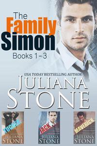 The Family Simon Boxed Set 1-3