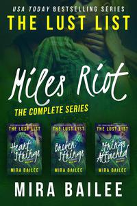 Miles Riot: The Complete Series