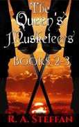 Queen's Musketeers Two-Pack: Books 2 & 3