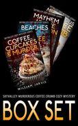 Skyvalley Murderous Coffee Crumb Cozy Mystery Box Set