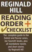Reginald Hill Reading Order and Checklist
