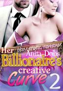 Her Billionaire's Creative Curve #2 (bbw Erotic Romance)