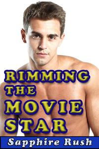 Rimming the Movie Star (bisexual MMF menage)