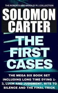 The First Cases - The Roberts and Bradley PI Collection Mega Six Book Set