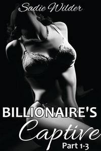 Billionaire's Captive, Part 1-3 (Dark Erotica)