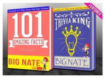 Big Nate - 101 Amazing Facts & Trivia King!