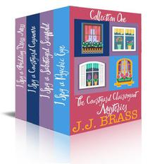 The Courtyard Clairvoyant Mysteries Collection One
