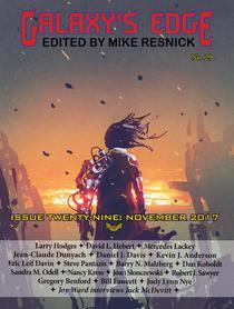 Galaxy's Edge Magazine: Issue 29, November 2017
