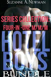 Hotel Boys Bundle Series Collection: Four-In-One M/M/M
