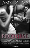 Recourse The Erotic Romance Sample