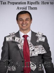 Tax Preparation Ripoffs: How to Avoid Them