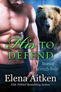 His to Defend (A BBW Paranormal Shifter Romance)