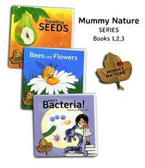 Mummy Nature Series - books 1,2,3