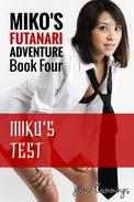 Miko's Test (Futa on Futa on Female Erotic Adventure)
