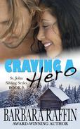 Craving a Hero: St. John Sibling Series, Book 3