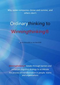 Ordinarythinking to Winningthinking