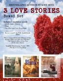 3 Love Stories, the Boxed Set: Includes Standalone Novels: All the Little Choices, Blink, The First and Last Everything