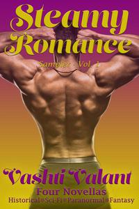 Steamy Romance - Sampler Vol. 1