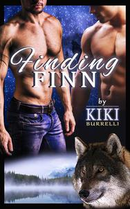 Finding Finn (Wolf's Mate Mpreg Romance Book One)