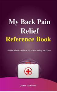 My Back Pain Reference Book