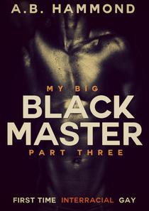 My Big Black Master - Book Three