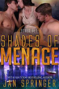 Shades of Menage Boxed Set