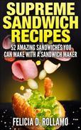 Supreme Sandwich Recipes