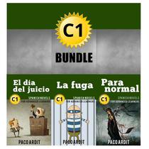 C1 Bundle - Spanish Novels for Advanced Learners