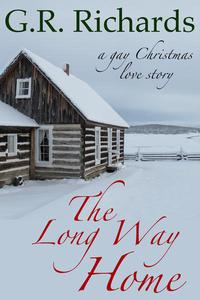 The Long Way Home: A Gay Christmas Love Story