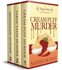 Seagrass Sweets Cozy Mystery Series Books 1-3 Boxset