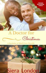 A Doctor for Christmas: A Bachelors of Shell Cove Romance Novella, Book 2.5