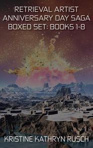 Retrieval Artist: Anniversary Day Saga Boxed Set Books 1-8