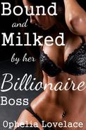 Bound and Milked by her Billionaire Boss