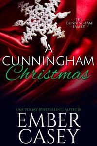 A Cunningham Christmas: A Novella (The Cunningham Family #5.5)