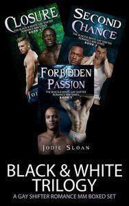 Black & White Trilogy ( A Gay Shifter Gay Romance MM Boxed Set)
