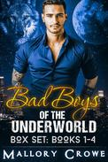 Bad Boys Of The Underworld Box Set: Books 1-4