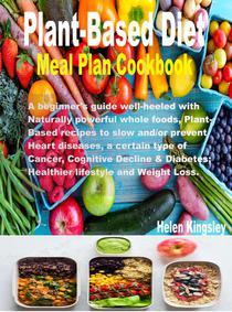 Plant-Based Diet Meal plan Cookbook