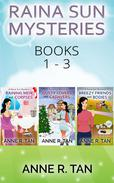 Raina Sun Cozy Mysteries Box Set Vol 1 (Books 1 -3)