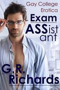 Exam Assistant: Gay College Erotica