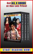 Secrets of the Vampire Billionaire 3-Book Boxed Set Bundle