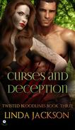 Curses and Deception (Twisted Bloodlines, Book 3)