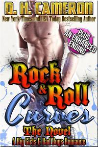 Rock & Roll Curves - The Novel