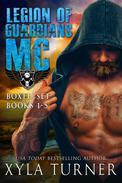 Legion of Guardians (Book 1-5)