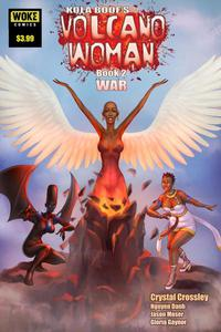 Volcano Woman Book 2