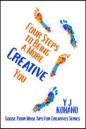 Four Steps to Being a More Creative You