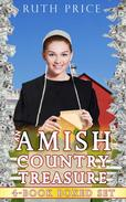 An Amish Country Treasure 4-Book Boxed Set