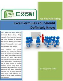 Excel Formulas You Should Definitely Know