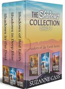 Shadows Collection: The Colours of the Earth Series Books 1-3