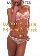 Daddy's Little Princess's First Time