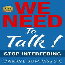 We Need To Talk !